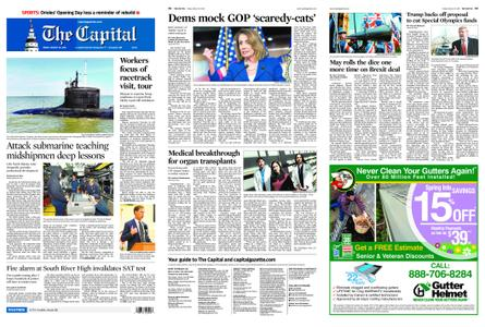 The Capital – March 29, 2019