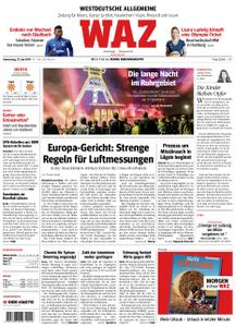 WAZ Westdeutsche Allgemeine Zeitung Moers - 27. Juni 2019