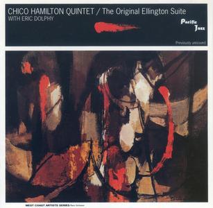 Chico Hamilton with Eric Dolphy - The Original Ellington Suite (1958) {Pacific Jazz rel 2000, 24bit remastering}