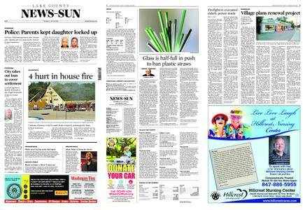 Lake County News-Sun – July 19, 2018