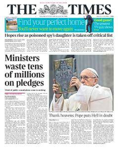 The Times - 30 March 2018