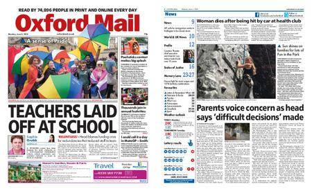 Oxford Mail – June 04, 2018