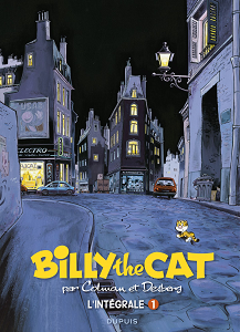 Billy The Cat - L'intégrale - Tome 1