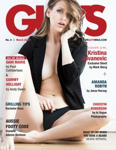 For Guys Mag - No. 8 March 2015