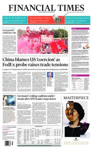 Financial Times UK – June 03, 2019