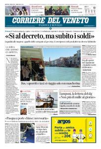 Corriere del Veneto Padova e Rovigo – 07 aprile 2020