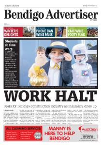 Bendigo Advertiser - June 27, 2019