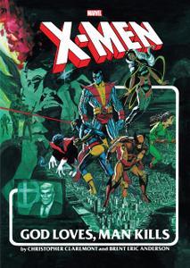 X-Men-God Loves, Man Kills Extended Cut 2021 Digital Zone