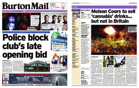 Burton Mail – October 05, 2018