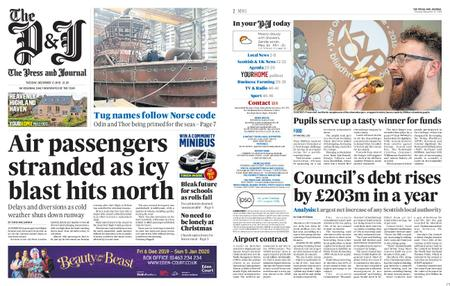 The Press and Journal Moray – December 17, 2019