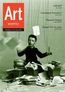 Art Monthly - September 2006   No 299