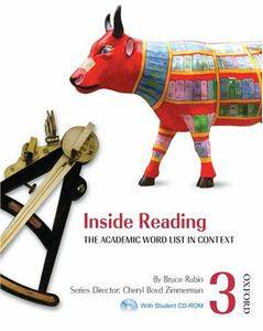 Inside Reading 3 Student Book Pack: The Academic Word List in Context(Repost)