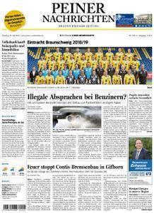 Peiner Nachrichten - 21. Juli 2018