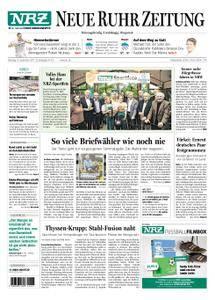 NRZ Neue Ruhr Zeitung Essen-Postausgabe - 12. September 2017