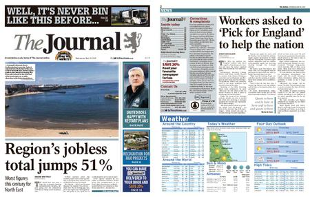 The Journal – May 20, 2020