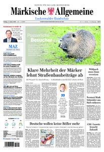Märkische Allgemeine Luckenwalder Rundschau - 04. Januar 2019