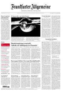 Frankfurter Allgemeine Zeitung F.A.Z. - 28. August 2018