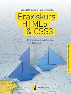 Praxiskurs HTML5 & CSS3: Professionelle Webseiten von Anfang an (Repost)
