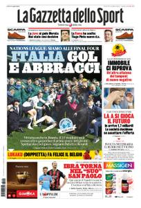 La Gazzetta dello Sport Sicilia – 19 novembre 2020