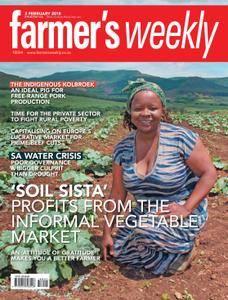 Farmer's Weekly - 24 January 2018