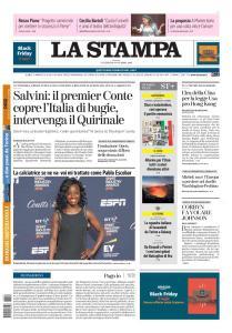 La Stampa Torino Provincia e Canavese - 29 Novembre 2019