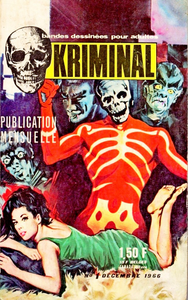 Kriminal - Tome 1 - Le Roi du Crime