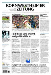 Kornwestheimer Zeitung - 12. März 2018