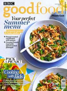 BBC Good Food Middle East - June/July 2021
