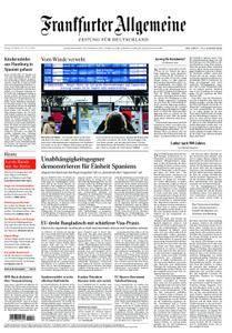 Frankfurter Allgemeine Zeitung F.A.Z. - 30. Oktober 2017