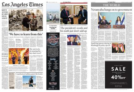 Los Angeles Times – November 20, 2018