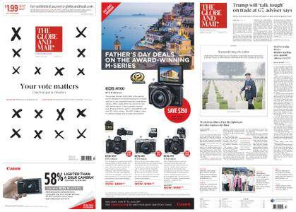The Globe and Mail – June 07, 2018