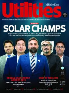 Utilities Middle East – April 2019