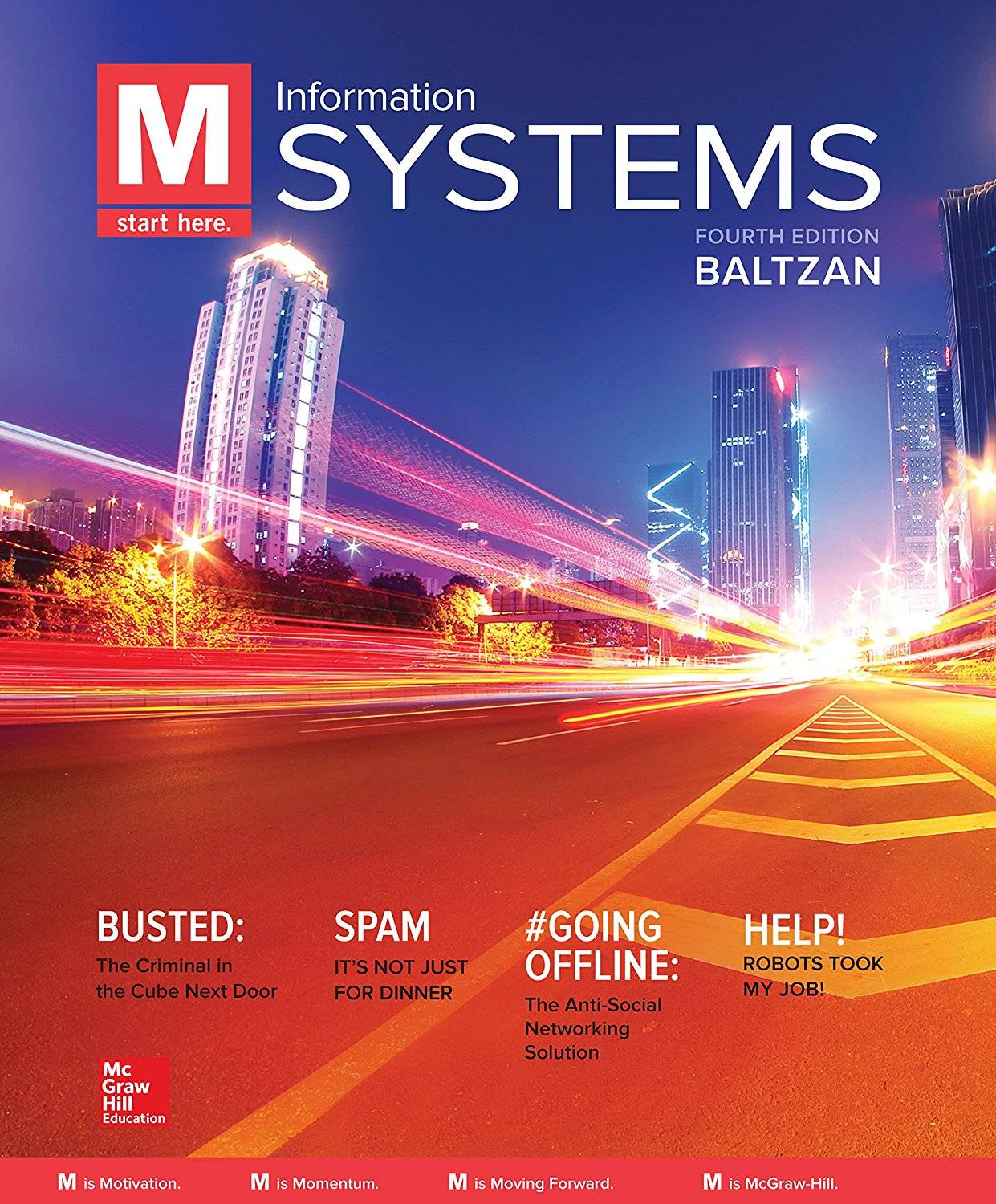 M: Information Systems