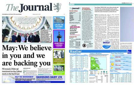The Journal – July 23, 2018