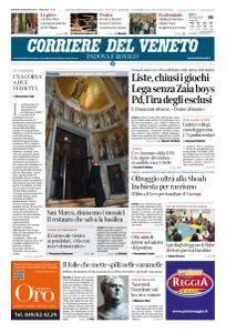 Corriere del Veneto Padova e Rovigo - 30 Gennaio 2018