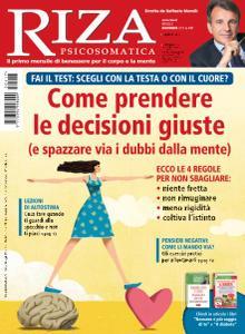 Riza Psicosomatica N.417 - Novembre 2015