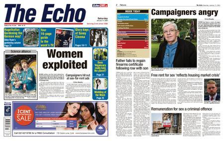 Evening Echo – January 11, 2020
