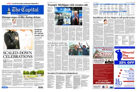 The Capital – May 22, 2020