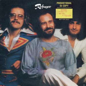 Refugee - Refugee (1974) US Promo DJ 1st Pressing - LP/FLAC In 24bit/96kHz
