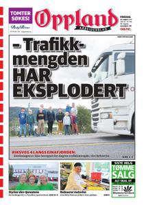Oppland Arbeiderblad – 23. august 2019