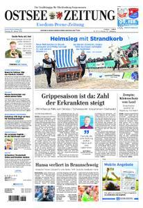 Ostsee Zeitung Wolgast - 28. Januar 2019