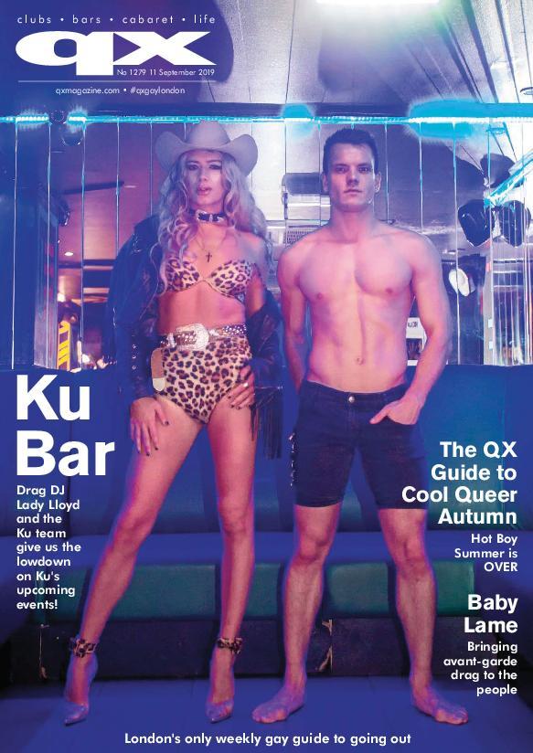QX Magazine – 10 September 2019