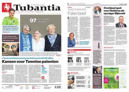 Tubantia - Enschede – 17 mei 2018