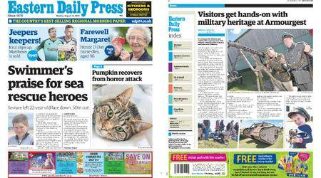 Eastern Daily Press – August 13, 2018