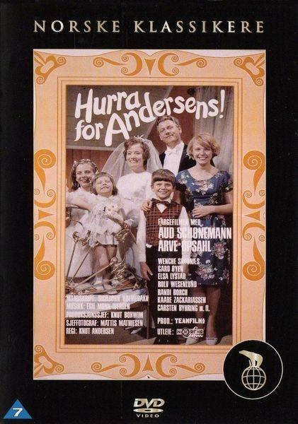 Hurra for Andersens (1966)