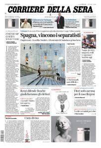 Corriere della Sera - 22 Dicembre 2017