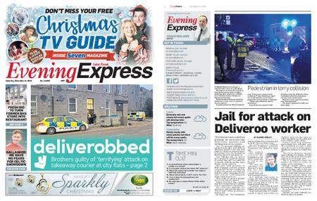 Evening Express – December 21, 2019