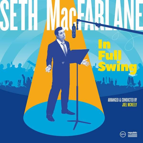 Seth Macfarlane In Full Swing 2017 Official Digital
