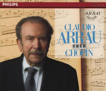 Claudio Arrau - Chopin: Piano works (6CD) (1991)