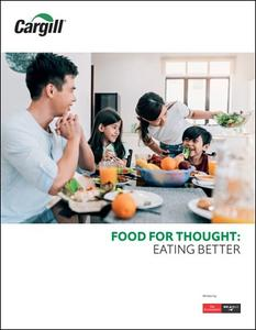 The Economist (Intelligence Unit) - Food for Thought: Eating Better (2019)